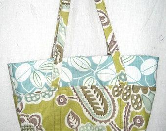 To Market.... to Market.... - market bag pattern