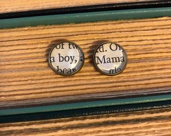 Boy Mama Earrings