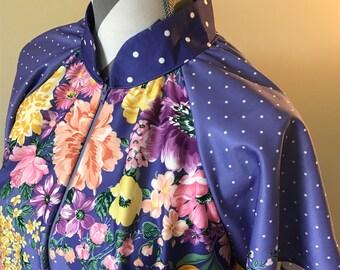 1970's dress by Granada/ Vintage Caftan