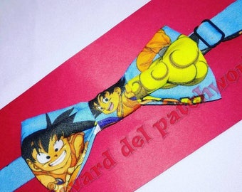 Bow tie Dragon Ball
