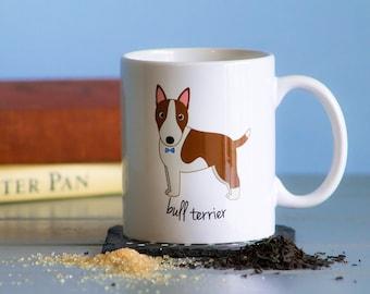 Bull Terrier Mug (boy)