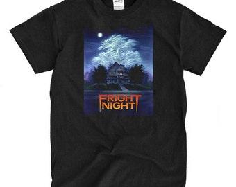 Fright Night Movie - Black T-shirt