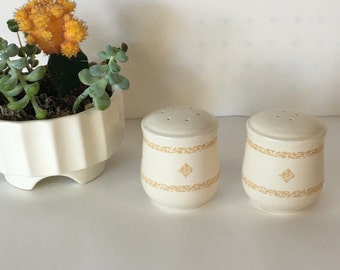 Vintage Bohemian Southwest Decor Salt and Pepper Shakers by Corelle