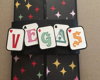 Vegas Photo Folio-Las Vegas Mini album-Vegas brag book