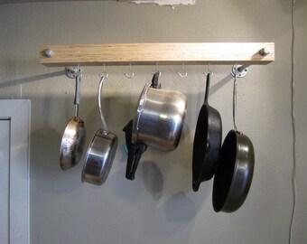 pot and pan rack