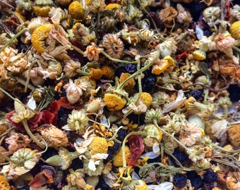 Abundance - Immunity Boosting Organic Herbal Tea