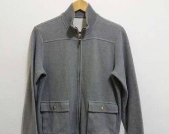 Sweatshirt ralph lauren pullover plain with 2 pocket/grey/medium/polo/rl92