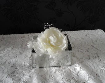 wedding wrist corsage ivory wrist corsage silk flower wrist corsage bridesmaid corsage bridesmaid wrist corsage brides silk corsage corsage