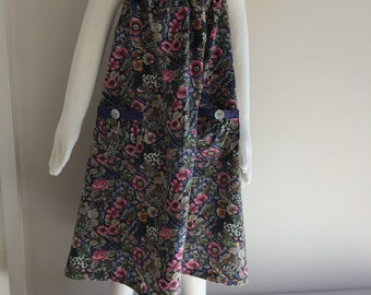 Adore the Cloth - Enchanted Garden Sundress - Size 8