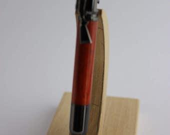 Handcrafted Lock n Load Padauk Pen