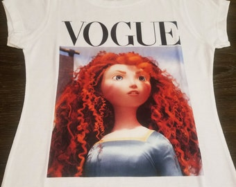 Princess Merida Shirt