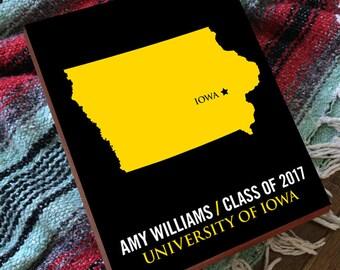 Iowa hawkeyes | Etsy