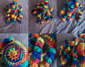 Doudou crocheted Zinzin