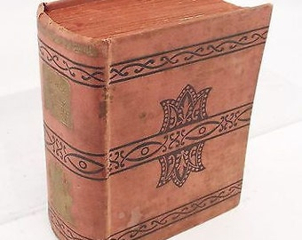 Antique Victorian The Works of Aristotle - London 1880