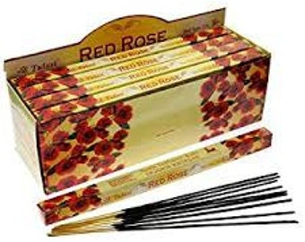 Red Rose Incense