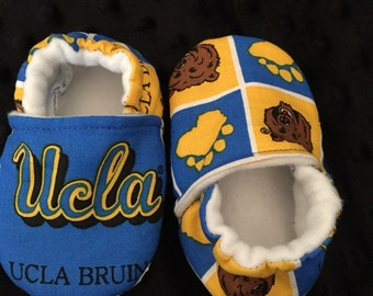 Ucla Bruins Crib Shoe