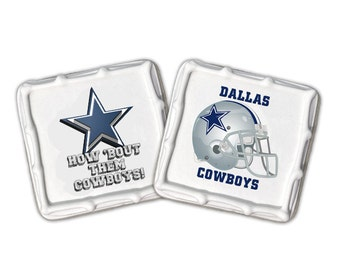 Dallas Cowboys Cookie Set - 1 Dozen