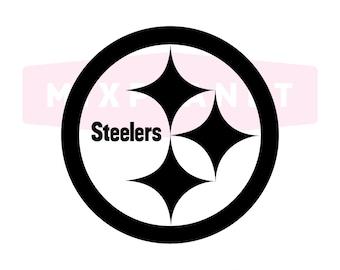 Pittsburgh Steelers Cut Files, Pittsburgh Steelers SVG Files, Pittsburgh Steelers Cutting, Pittsburgh Steelers Cuttable SVG Instant Download