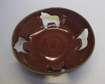 Dala Horse Bowl