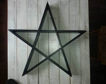 Pentagram Shelf