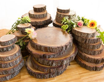 wooden wedding cake bases wood cake stand etsy 27600