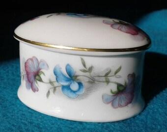 Fenton China Company - Fine Bone China Ring or Trinket Box