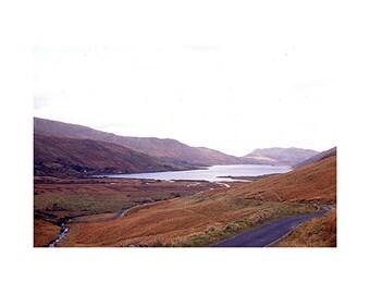 Connemara n1 - Analog Photography - Ireland - Landscapes
