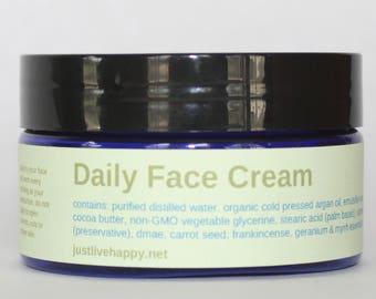 Daily Face Crème