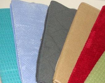 Customized Drying Mat + Dish Towel/Monogrammed Drying Mat/Monogrammed Dish Towel