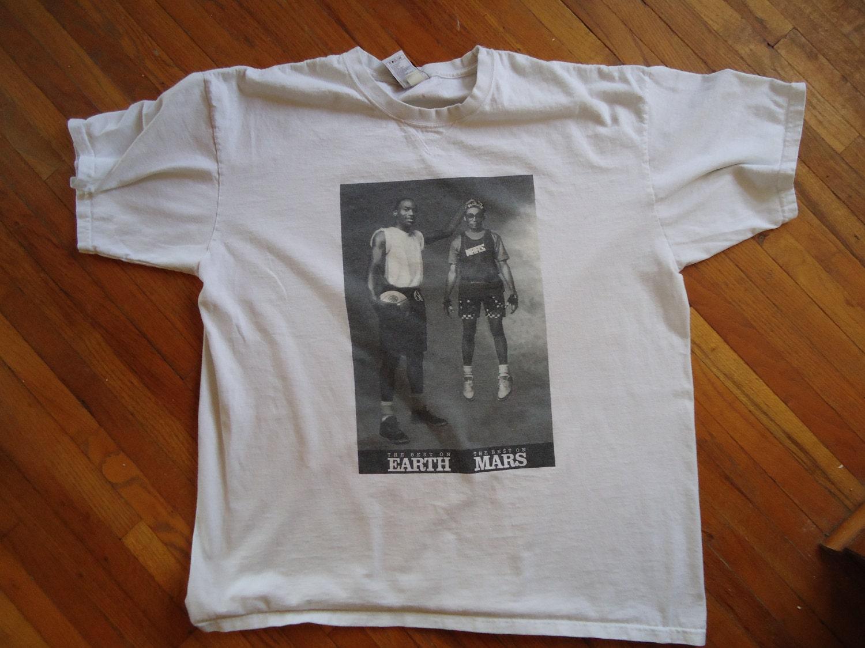 Black t shirt michaels - Vintage Michael Jordan And Spike Lee T Shirt Vintage Mj T Shirt
