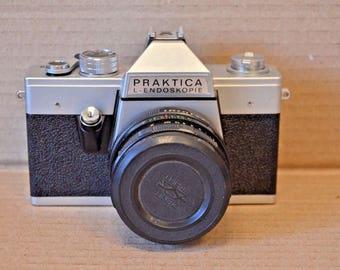 "Camera ""Practica"" wish Helios 44m"