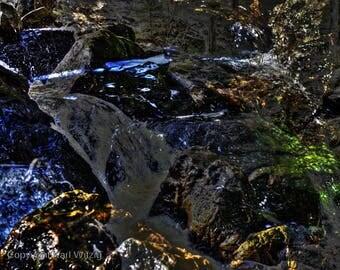 Waterstone Nature Park Hohes Venn-Eifel Photographic Art