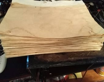 Parchment for BOS