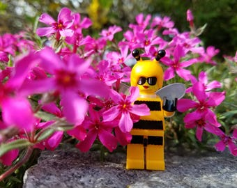 Lego Photography - Spring Bee