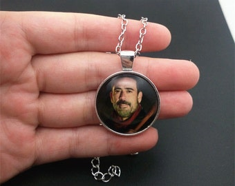Walking Dead Negan necklace