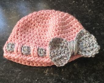 Crochet baby hat, baby hat