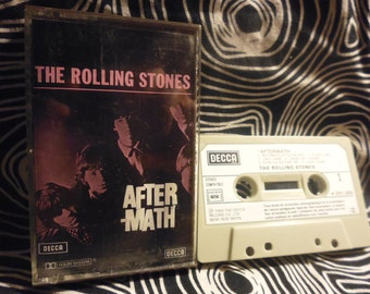 1966 rare tape the Rolling Stones Aftermath