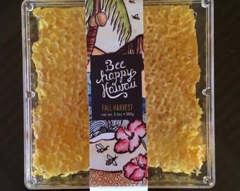 Fresh, Raw Honeycomb
