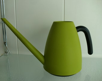 Elho gieter retro style watering can Vintage look marked ELHO plantengieter