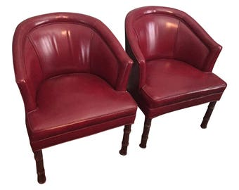 Pair of Retro Chic Vintage Chairs