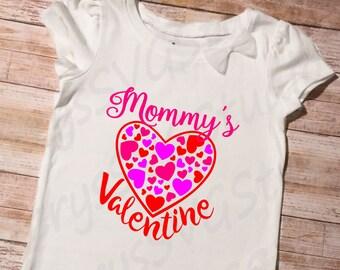 SVG File for Mommy's Valentine
