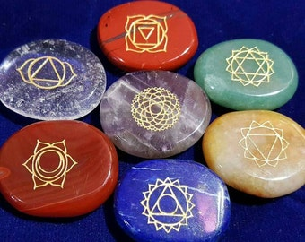 Chakra Stones, Holistic Healing