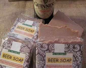 Beer Soap  Guinness Beer Soap