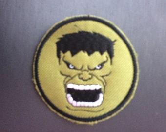 Patch Hulk - Comic The Incredible Hulk - Marvel Comics - Superhero - Avengers