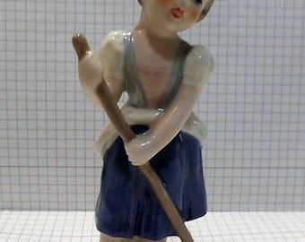 Goebel Porcelain Figure