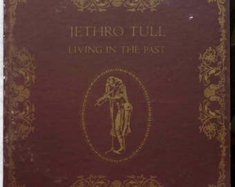 Jethro Tull - Living In The Past - Chrysallis 2CH1035 - Green Labels