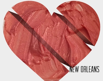 New Orleans Pure Mineral Lip Stain
