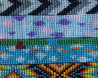 Custom Loom Bracelet