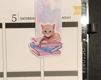 Bookworm Bookmark: kitty reader