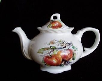 Arthur Wood & Son 6420 Teapot, Staffordshire, England